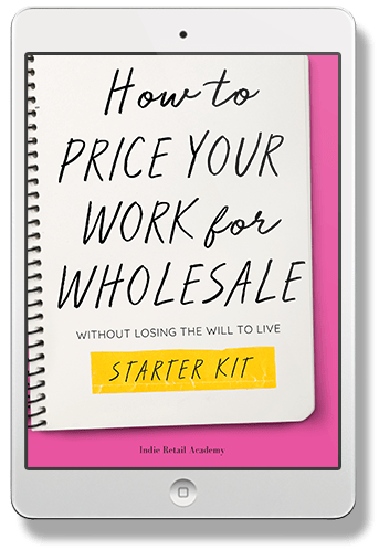 Pricing Starter Kit Ipad