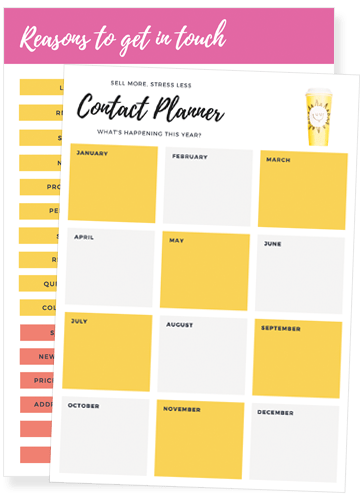 SMSL contact planner example