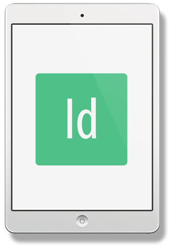 indesign ipad