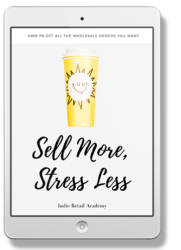 sell more stress less ipad