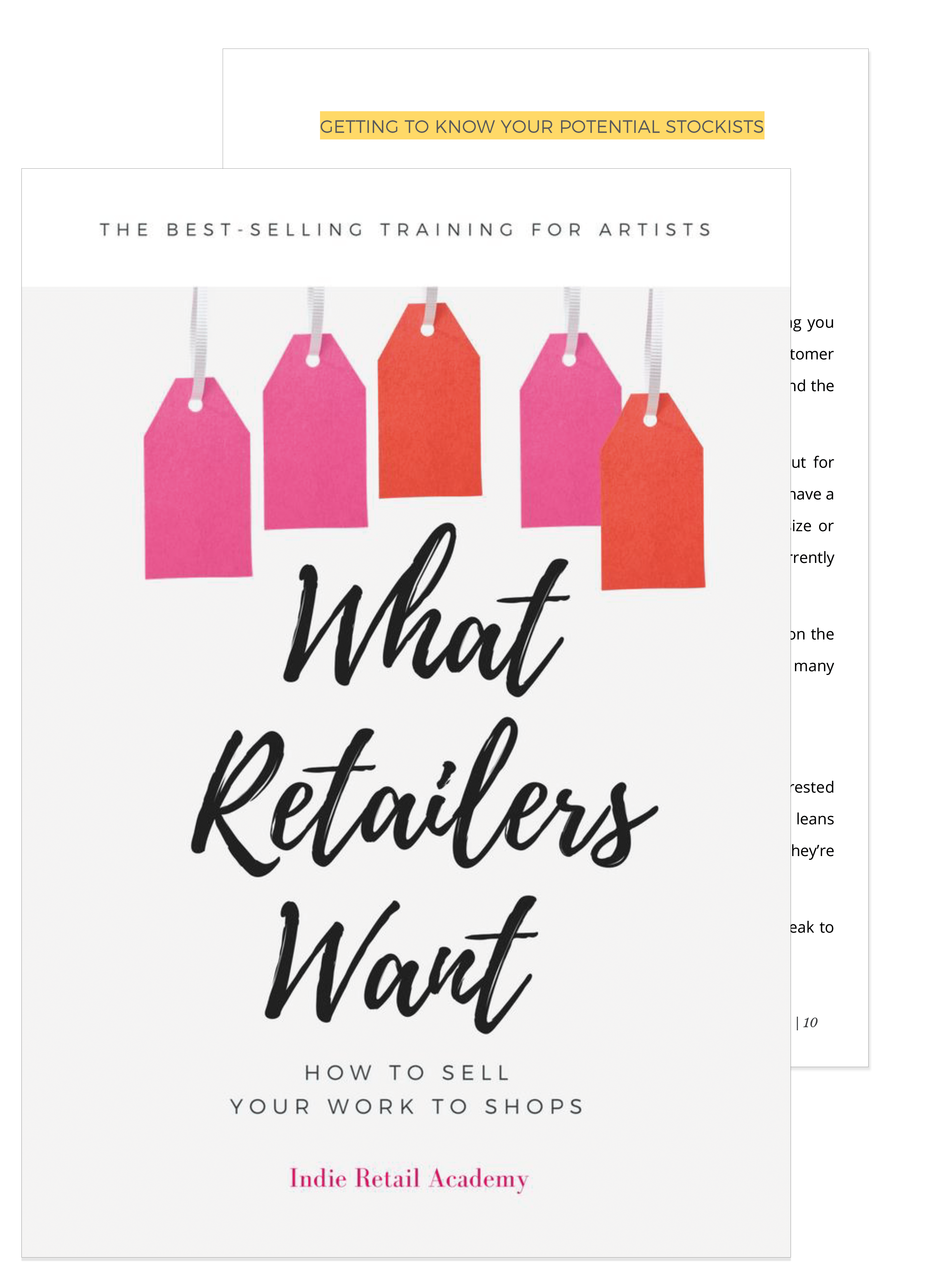 What Retailers Want | Indie Retail Academy